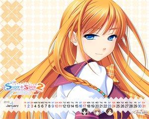 Rating: Safe Score: 23 Tags: blonde_hair blue_eyes braids calendar ginta sugar+spice_2 tohno_kaoruko User: Yunocchi