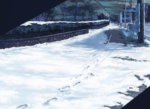 Rating: Safe Score: 130 Tags: gom_jabbar original scenic snow User: FormX