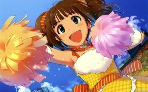 Rating: Safe Score: 33 Tags: idolmaster takatsuki_yayoi User: meccrain