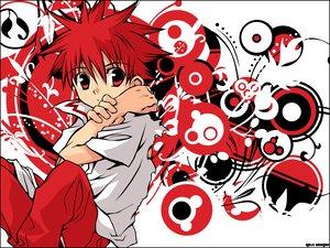 Rating: Safe Score: 0 Tags: dnangel niwa_daisuke red_eyes red_hair User: Oyashiro-sama