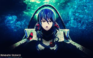 Rating: Safe Score: 7 Tags: all_male macross macross_frontier male saotome_alto underwater water User: Kulag