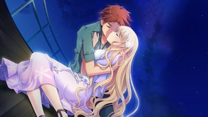 Rating: Safe Score: 41 Tags: astraythem game_cg ginta kiss male night sakurazuka_natsuki sakurazuka_tsukumo sky stars User: Maboroshi