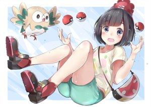 Rating: Safe Score: 42 Tags: mizuki_(pokemon) neku_(neku_draw) pokemon rowlet User: mattiasc02