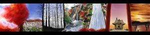 Rating: Safe Score: 23 Tags: aki_minoriko aki_shizuha autumn forest inubashiri_momiji japanese_clothes kagiyama_hina kawashiro_nitori kochiya_sanae miko moriya_suwako scenic shrine sunset touhou tree water waterfall wolfgirl yasaka_kanako User: SciFi