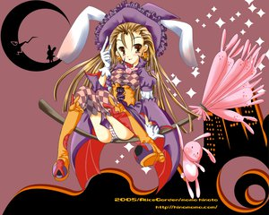 Rating: Safe Score: 11 Tags: animal_ears bunnygirl halloween idolmaster minase_iori panties underwear witch User: Oyashiro-sama