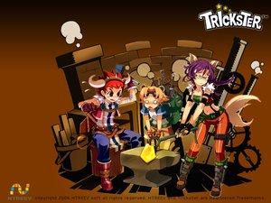 Rating: Safe Score: 0 Tags: animal_ears foxgirl trickster User: Oyashiro-sama