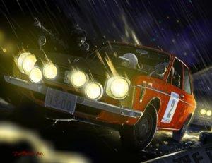 Rating: Safe Score: 21 Tags: car glasses jettoburikku night original rain signed water User: RyuZU