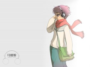 Rating: Safe Score: 6 Tags: headphone_+_musume headphones User: Oyashiro-sama