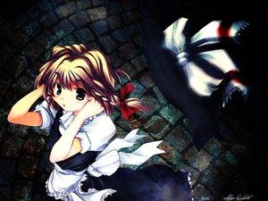 Rating: Safe Score: 11 Tags: kirisame_marisa touhou witch User: Oyashiro-sama