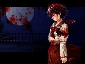 Rating: Safe Score: 36 Tags: blood elen phantom_of_inferno User: Oyashiro-sama