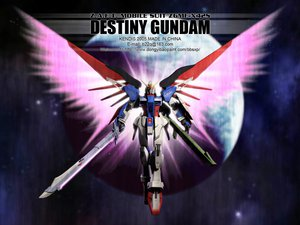 Rating: Safe Score: 21 Tags: gundam_seed gundam_seed_destiny mecha mobile_suit_gundam robot User: Oyashiro-sama