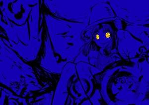 Rating: Safe Score: 32 Tags: blue mito_(calcomer) moriya_suwako polychromatic touhou yellow_eyes User: PAIIS