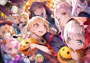 Rating: Safe Score: 64 Tags: admiral_graf_spee_(azur_lane) anthropomorphism ayanami_(azur_lane) azur_lane blonde_hair blush braids candy cleveland_(azur_lane) crown deutschland_(azur_lane) dress eldridge_(azur_lane) fang flowers gloves green_eyes green_hair halloween hat hoshizaki_reita javelin_(azur_lane) laffey_(azur_lane) lollipop long_hair necklace orange_eyes pink_hair pumpkin red_eyes rose twintails vampire_(azur_lane) white_hair yellow_eyes User: BattlequeenYume