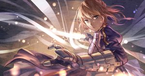 Rating: Safe Score: 160 Tags: armor artoria_pendragon_(all) blonde_hair fate_(series) fate/stay_night saber zicai_tang User: luckyluna