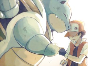 Rating: Safe Score: 59 Tags: blastoise pokemon red_(pokemon) rokuroku User: MissBMoon