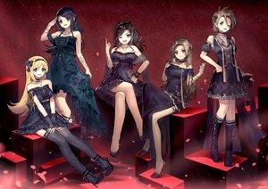 Rating: Safe Score: 61 Tags: ainy77 fujimoto_rina goth-loli group idolmaster idolmaster_cinderella_girls kimura_natsuki lolita_fashion matsunaga_ryo mukai_takumi yamato_aki User: mattiasc02