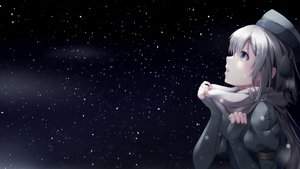Rating: Safe Score: 124 Tags: anthropomorphism blue_eyes blush close elbow_gloves gloves hat kantai_collection long_hair nicoby night ro-500_(kancolle) scarf snow third-party_edit u-511_(kancolle) uniform white_hair winter User: Dummy