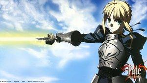 Rating: Safe Score: 19 Tags: artoria_pendragon_(all) fate_(series) fate/stay_night saber sword weapon User: Oyashiro-sama
