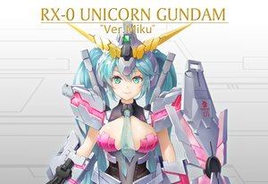 Rating: Safe Score: 39 Tags: aqua_hair breasts green_eyes hatsune_miku horns long_hair mobile_suit_gundam mobile_suit_gundam_unicorn rx-0_unicorn_gundam see_through shangguan_feiying techgirl tie twintails vocaloid User: RyuZU