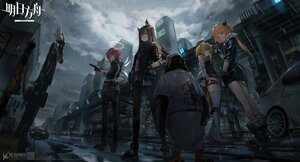 Rating: Safe Score: 61 Tags: angel animal animal_ears aqua_eyes arknights black_hair blonde_hair boots building city croissant_(arknights) dark exusiai_(arknights) gloves group horns huanxiang_heitu logo long_hair male orange_hair pantyhose penguin ponytail rain red_eyes red_hair short_hair sora_(arknights) tail texas_(arknights) the_emperor_(arknights) thighhighs twintails water wings wolfgirl yith_(arknights) User: Nepcoheart