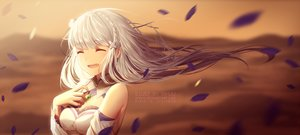 Rating: Safe Score: 62 Tags: braids breasts emilia_(re:zero) gray_hair long_hair petals re:zero_kara_hajimeru_isekai_seikatsu rimuu waifu2x watermark User: RyuZU