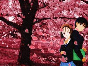 Rating: Safe Score: 5 Tags: arima_soichirou his_and_her_circumstances kare_kano miyazawa_yukino User: Oyashiro-sama