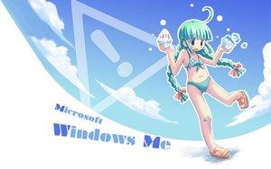 Rating: Safe Score: 41 Tags: anthropomorphism bandaid bikini jpeg_artifacts loli me os-tan swimsuit windows User: Mikuro