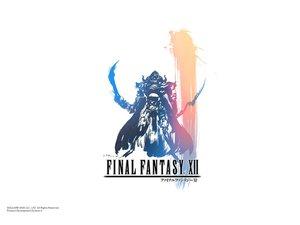 Rating: Safe Score: 2 Tags: final_fantasy final_fantasy_xii logo white User: Oyashiro-sama