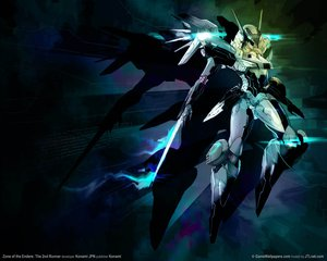 Rating: Safe Score: 18 Tags: jehuty mecha zone_of_the_enders User: Oyashiro-sama