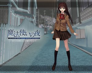 Rating: Safe Score: 35 Tags: aozaki_aoko koyama_hirokazu mahou_tsukai_no_yoru type-moon User: w7382001