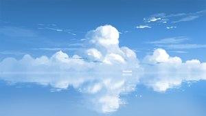 Rating: Safe Score: 37 Tags: clouds mclelun nobody original reflection scenic sky water watermark User: RyuZU
