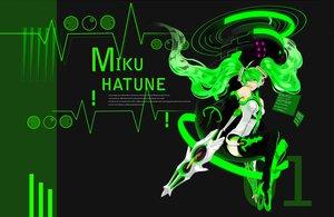 Rating: Safe Score: 20 Tags: hatsune_miku pochiharu vocaloid User: MadMan