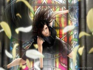 Rating: Safe Score: 33 Tags: final_fantasy final_fantasy_vii final_fantasy_vii_advent_children tifa_lockhart User: Oyashiro-sama