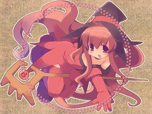Rating: Safe Score: 15 Tags: cierra purple_eyes red_hair riviera tagme witch User: Oyashiro-sama