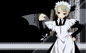 Rating: Safe Score: 21 Tags: f-ism maid murakami_suigun wings User: w7382001