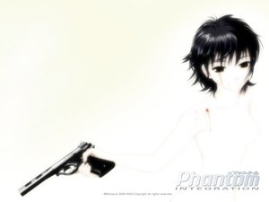 Rating: Safe Score: 14 Tags: elen gun phantom_of_inferno weapon User: Oyashiro-sama