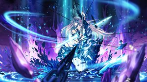 Rating: Safe Score: 184 Tags: armor chain fairy_fencer_f game_cg long_hair magic mask sword tsunako weapon User: Maboroshi