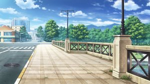Rating: Safe Score: 9 Tags: building city clouds nobody nzwt original scenic sky tree water User: RyuZU