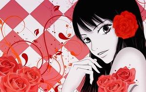 Rating: Safe Score: 36 Tags: flowers kimi_ni_todoke kuronuma_sawako rose User: Tensa