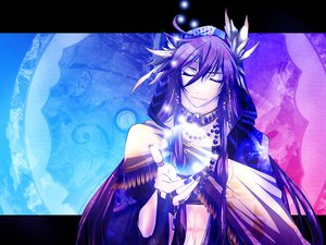 Rating: Safe Score: 31 Tags: all_male feathers haru_aki kamui_gakupo male vocaloid User: MissBMoon