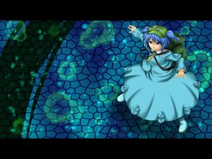 Rating: Safe Score: 19 Tags: blue blue_eyes blue_hair dress hat katagi_ren kawashiro_nitori touhou User: 秀悟