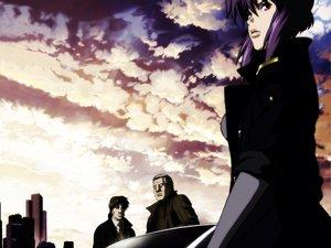 Rating: Safe Score: 11 Tags: batou ghost_in_the_shell kusanagi_motoko togusa User: Oyashiro-sama