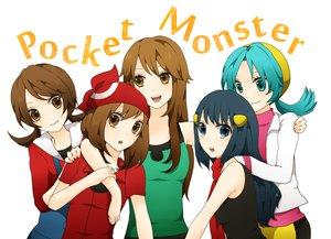 Rating: Safe Score: 42 Tags: haruka_(pokemon) hikari_(pokemon) kotone_(pokemon) kris_(pokemon) leaf_(pokemon) pokemon User: HawthorneKitty