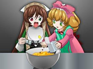 Rating: Safe Score: 10 Tags: bicolored_eyes hina_ichigo rozen_maiden suiseiseki User: Oyashiro-sama