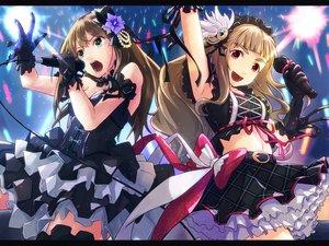 Rating: Safe Score: 91 Tags: idolmaster idolmaster_cinderella_girls kamiya_nao sei2makoto shibuya_rin tagme User: opai