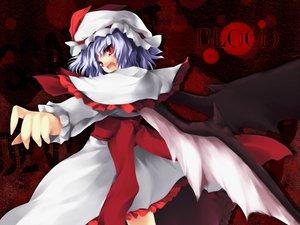 Rating: Safe Score: 25 Tags: red remilia_scarlet tateha touhou vampire User: Oyashiro-sama