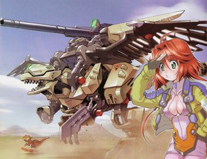 Rating: Safe Score: 18 Tags: zoids User: WhiteExecutor