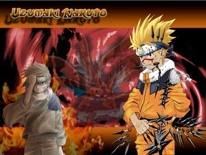 Rating: Safe Score: 9 Tags: all_male blonde_hair blue_eyes kurama_(naruto) male naruto uzumaki_naruto weapon User: Oyashiro-sama