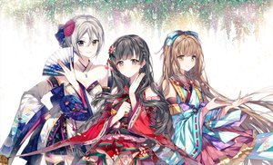 Rating: Safe Score: 85 Tags: fan idolmaster idolmaster_cinderella_girls idolmaster_cinderella_girls_starlight_stage japanese_clothes kobayakawa_sae n_n_(vbdpsep) shiomi_shuuko yorita_yoshino User: RyuZU