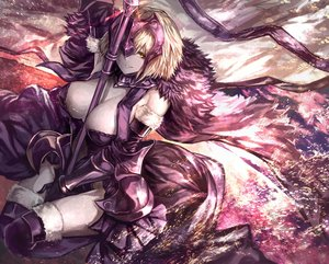 Rating: Safe Score: 102 Tags: fate/apocrypha fate/grand_order fate_(series) jeanne_d'arc_alter jeanne_d'arc_(fate) signo_aaa User: mattiasc02